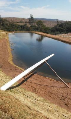 Geomembrana para lago