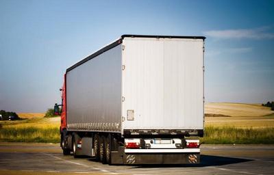 Lona para caminhão